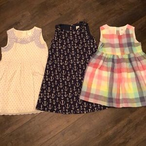 GAP dress bundle - all worn once